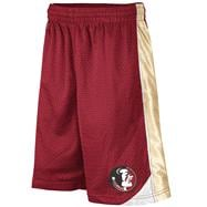 Florida State Seminoles Youth Garnet Vector Shorts