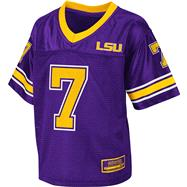 LSU Tigers Purple Toddler Stadium II Football Jersey