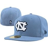 North Carolina Tar Heels New Era 59FIFTY Basic Fitted Hat
