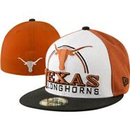 Texas Longhorns New Era 59FIFTY Deluxe City Fitted Hat