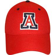 Arizona Wildcats Dynasty Alternate Color Fitted Hat