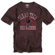 Texas Tech Red Raiders '47 Brand Vintage Scrum Tee