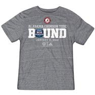 Alabama Crimson Tide National Championship Game Bound Tri-Blend T-Shirt