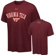 Virginia Tech Hokies Essential Tech T-Shirt