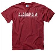 Alabama Crimson Tide Black Retrospective T-Shirt