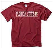 Florida State Seminoles Black Retrospective T-Shirt