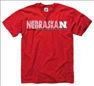 Nebraska Cornhuskers Black Retrospective T-Shirt