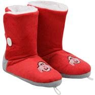 Ohio State Buckeyes 2010 Women's Slipper Boot