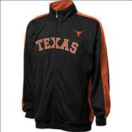 Texas Longhorns Big & Tall NCAA Track Jackets