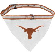 Texas Longhorns Dog Collar Bandana