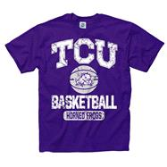 TCU Horned Frogs Purple Youth Ballin' T-Shirt