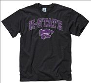 Kansas State Wildcats Black Perennial II T-Shirt