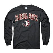 Florida State Seminoles Black Perennial II Long Sleeve T-Shirt
