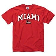 Miami University Redhawks Youth Red Perennial II T-Shirt