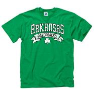 Arkansas Razorbacks Marauder St. Patty's Day T-Shirt