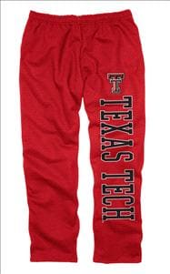 Texas Tech Red Raiders Red Couch Island Sweatpants