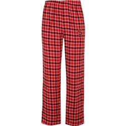 Stanford Red Youth Cardinal/Charcoal Legend Flannel Pants