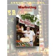 Annual Editions: Marketing 05/06,9780073102009