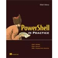 Powershell in Practice, 9781935182009  