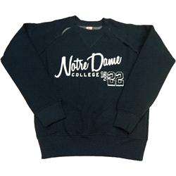 NDC Ladies Crewneck Sweatshirt - Navy Blue