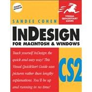 InDesign CS2 for Macintosh and Windows Visual QuickStart Guide,9780321322012