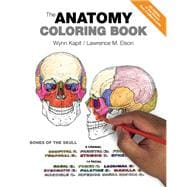 The Anatomy Coloring Book,9780321832016