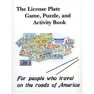 The License Plate Game, Puzzle & Activity Book, 9780615142029