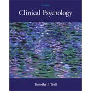 Clinical Psychology, 7th Edition
