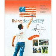 Living Democracy, 2010 Update, Brief Texas Edition,9780205792047