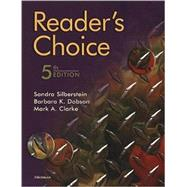 Reader's Choice, 5th Edition,9780472032051