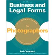 Business and Legal Forms for Photographers, 9781581152067