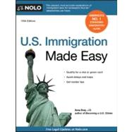 U. S. Immigration Made Easy, 9781413312072  