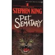 Pet Sematary,9780451162076