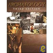 Archaeology (with InfoTrac and Earthwatch)