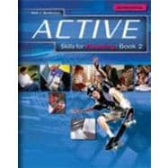 ACTIVE Skills for Reading 2,9781424002085