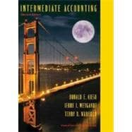Intermediate Accounting : Working Papers,9780471072089