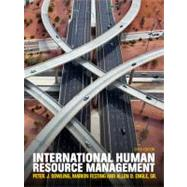 International Human Resource Management,9781408032091