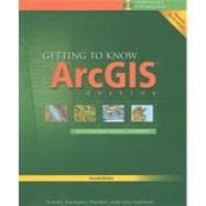 Getting to Know ArcGIS Desktop: Basics of ArcView, ArcEditor, and ArcInfo,9781589482104