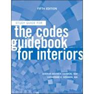 The Codes Guidebook for Interiors, Study Guide,9780470592106