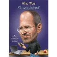 Who Was Steve Jobs?,9780448462110