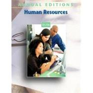 Annual Editions: Human Resources 05/06