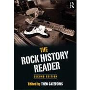 The Rock History Reader, 9780415892124