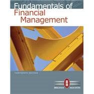 Fundamentals of Financial Management (with Thomson ONE - Bus..., 9780538482127