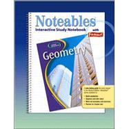 Glencoe Geometry, Noteables : Interactive Study Notebook with Foldables