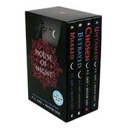 House of Night TP boxed set (books 1-4): Marked, Betrayed, C..., 9780312372132  