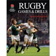 Rugby Games and Drills,9781450402132