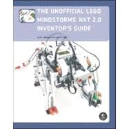 The Unofficial Lego Mindstorms Nxt 2.0 Inventor's Guide, 9781593272159  