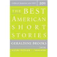 The Best American Short Stories 2011,9780547242163