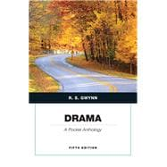 Drama A Pocket Anthology (Penguin Academics Series),9780205032167