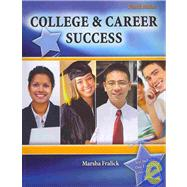 College And Career Success,9780757552168